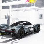 Aston Martin Valkyrie coda
