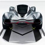 Aston Martin Valkyrie coda 2