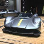 Aston Martin fronte