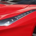 Ferrari LaFerrari faro anteriore