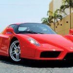 Ferrari Enzo tre quarti