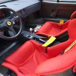 Ferrari F40 interni