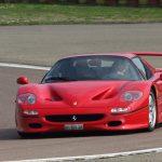 Ferrari F50 guida