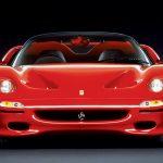 Ferrari F50 muso
