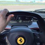 Ferrari LaFerrari cruscotto
