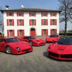 Ferrari supercar gruppo 2