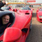 Ferrari supercar gruppo 3