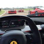 Ferrari supercar gruppo 4