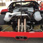 Ferrari F40 scarichi 2