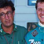 Schumacher e jordan 1