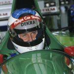 Schumacher e jordan 4