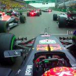 Verstappen partenza