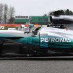 mercedes F1 profilo