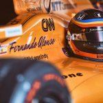 Alonso Indy 10