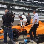 Alonso Indy 5