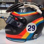 Alonso Indy 8