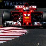 Monaco F1 Vettel
