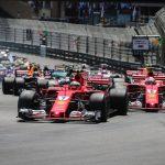 Monaco F1-via