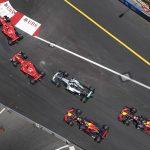 Monaco F1-via top