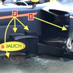 bargeboards Red Bull frecce