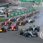 Canadian Grand Prix Race