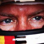 Vettel occhi