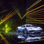 Mercedes-Benz Media Night am Vorabend der IAA Frankfurt 2017//