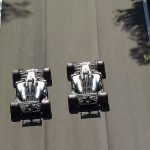 Monza parata Mercedes