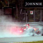 Vettel Monza bagnato 2
