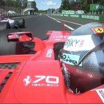 Vettel Monza scia