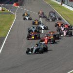 Japanese Grand Prix Race