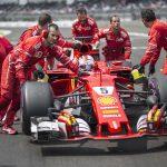 Mexican Grand Prix Race