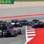 USA Grand Prix Race