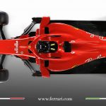 Ferrari F1 alto