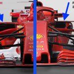 confronto pance Ferrari