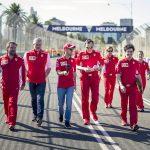Australian Grand Prix Wednesday