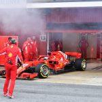 F1 Testing Day Three