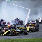 Motor Racing – Formula One World Championship – Australian Grand Prix – Race Day – Melbourne, Australia