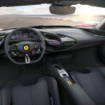 Ferrari_SF90_Stradale cruscotto