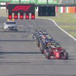 partenza GP Giappone