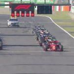 partenza GP Giappone 2