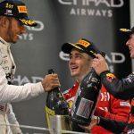 podio F1 2019 bis
