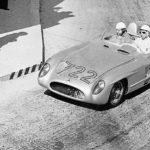 Moss-Jenkinson-Mercedes-300-SLR-Mille-Miglia-1955