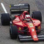 Mansell Ferrari
