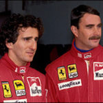 Prost Mansell