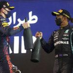 Max-Lewis podio bahrain